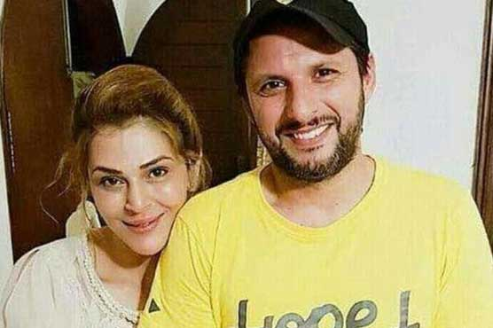 This is how Sana Bucha responded to comments about her pictures with Afridi