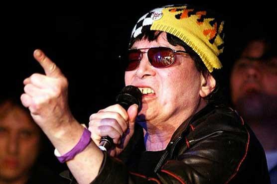 Late punk pioneer Alan Vega's album due next month