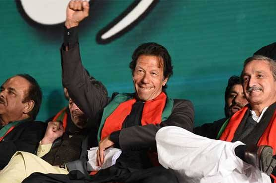 Imran Khan re-elected as PTI Chairman