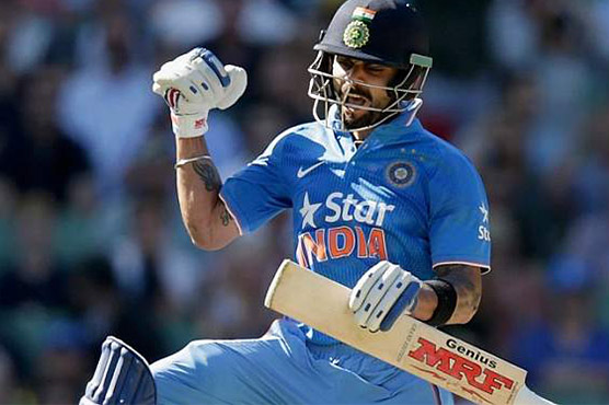 Kohli: 'We're certainly not taking anything for granted'