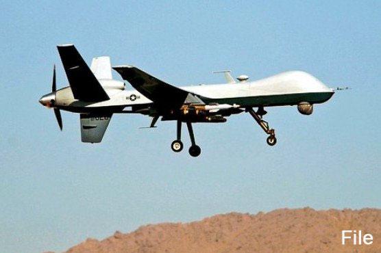 Top Haqqani commander killed in drone attack in Pakistan