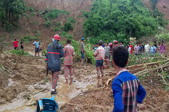 Bangla landslides: Toll rises to 134 after heavy rain
