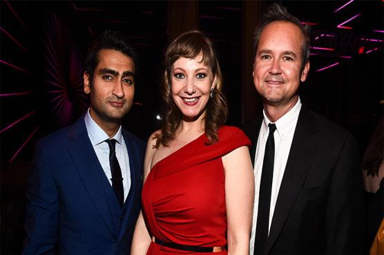 Pakistani-American makes Hollywood rom-com debut