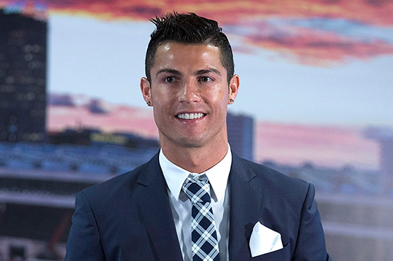 Ronaldo tight-lipped over tax evasion accusations