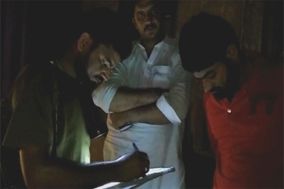 20 suspects held during search operation in Lahore