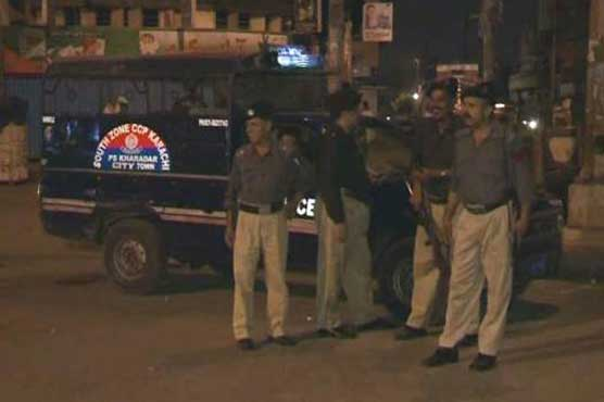 Karachi: More than 100 arrested in police raids