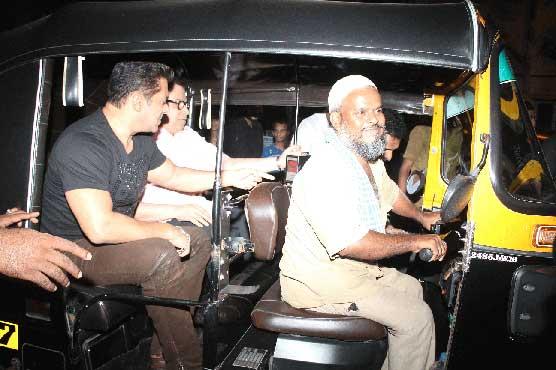 Salman Khan's rickshaw ride pictures go viral