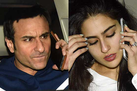 Saif Ali Khan concerned over daughter Sara's Bollywood debut