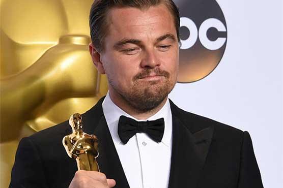 In Malaysia fund scandal, DiCaprio returns Oscar won by Brando