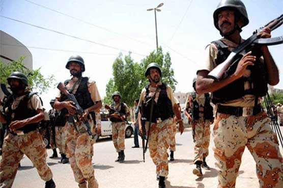 Rangers foil major terror attack planned for Youm-e-Ali rally in Karachi