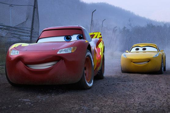 'Cars 3' speeds past 'Wonder Woman' at box office