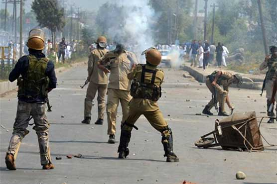 Jubilance in IOK over Pakistan's victory against India