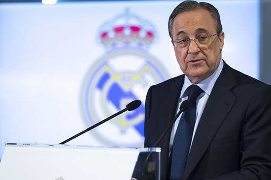 Pérez to remain as Real Madrid president until 2021