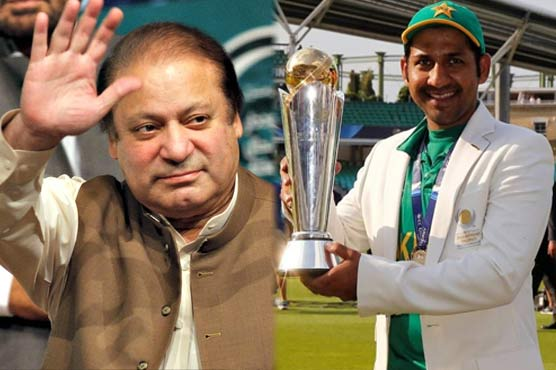 ICC Champions Trophy : Pakistan defeats India by 180 runs, totally outplays archrivals