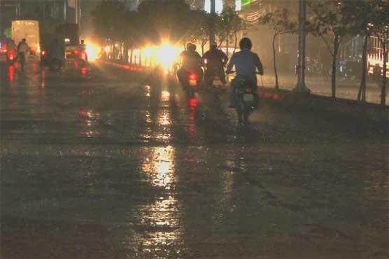 Rain turns weather pleasant in various cities