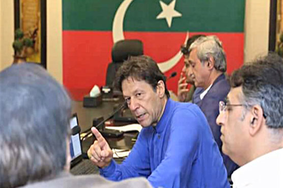 PTI flays Ayaz for delivering 'political' speech