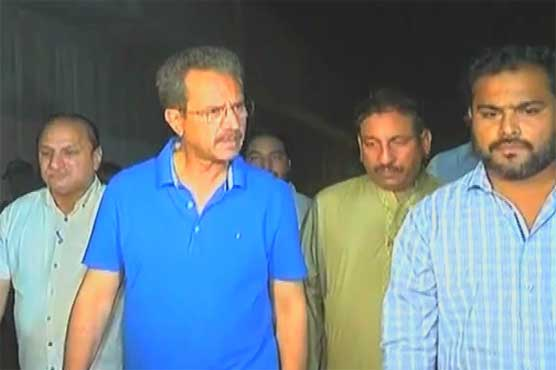Mayor Karachi visits different areas to review development work