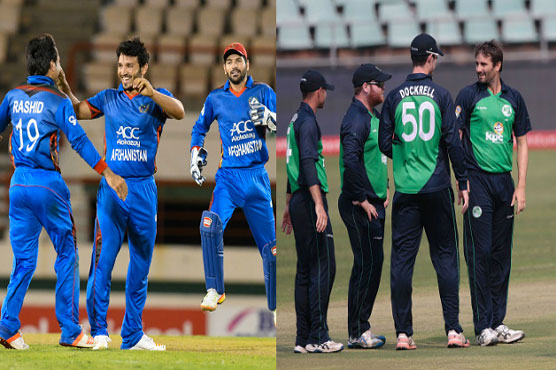 Ireland and Afghanistan become Test nations