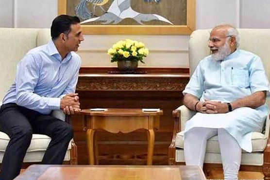 Akshay Kumar to play Narendra Modi in biopic: report