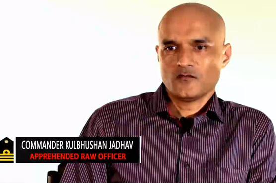 ISPR releases second confessional video of Kulbhushan Jadhav