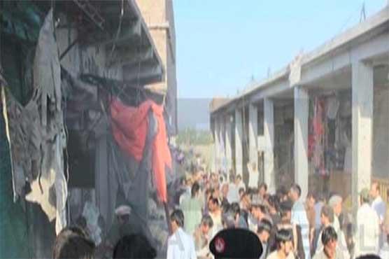 Over dozen dead in Parachinar twin blasts