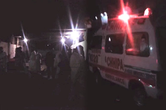 Karachi: Four police killed in SITE area vehicle firing