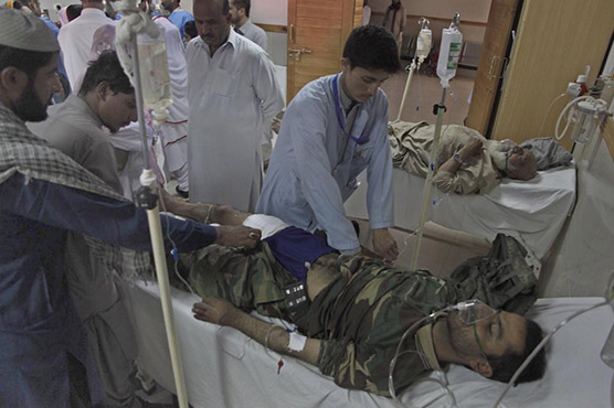 Death toll in spate of attacks in Pakistan rises to 85
