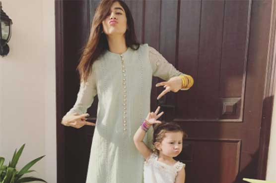 Here is how Pakistani celebs enjoy their Eid with families
