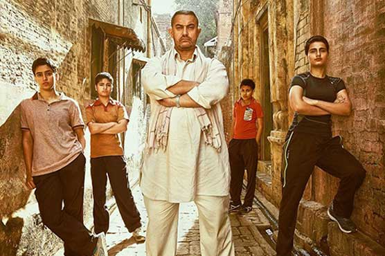 Bollywood's 'Dangal' sets new benchmarks for success abroad