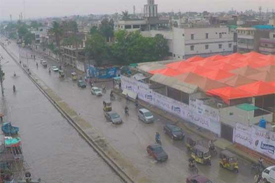 Rain in Karachi: SBCA issues high alert