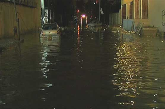 11 killed in rain-related incidents in Karachi