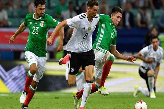 Football: Rapid-fire Goretzka puts Germany in Confed Cup final