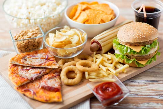 Health Tips - Junk Food Are Dangerous for Health