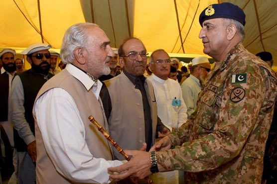 USA delegation headed by McCain calls on COAS