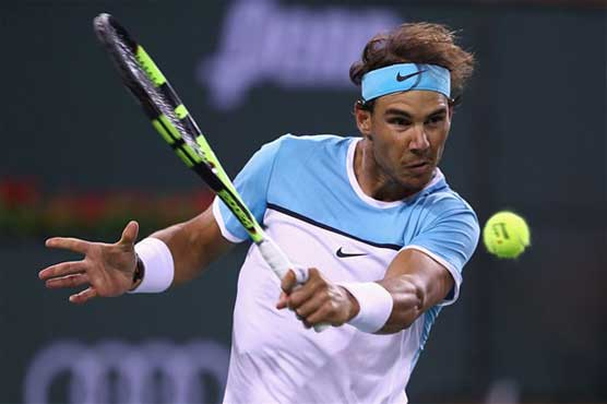 Nadal lost for ideas against 'almost perfect' Querrey