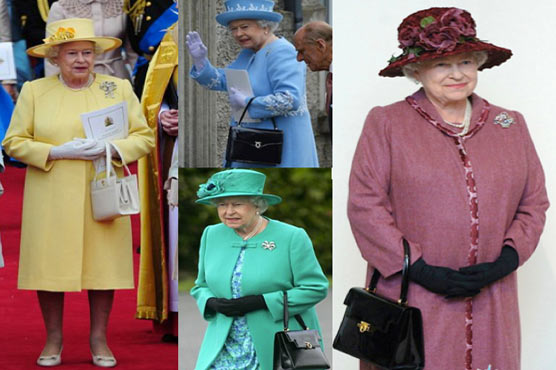 991c3f20fc8d Queen Elizabeth sends  secret signals  to her staff - WeirdNews ...