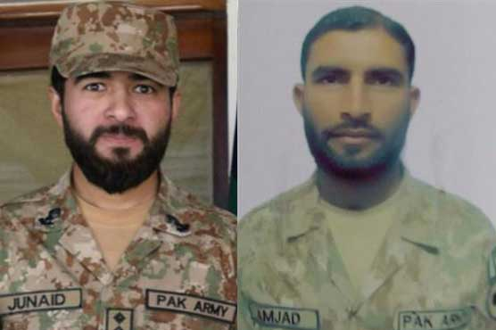 Two Pakistani soldiers killed against militants in Khyber Pakhtunkhwa