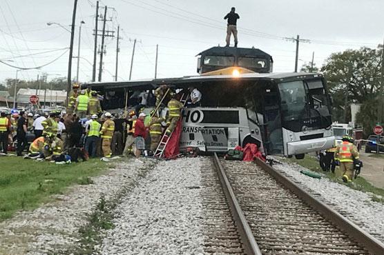 Witness to Biloxi bus crash: 'Body pieces were thrown everywhere'