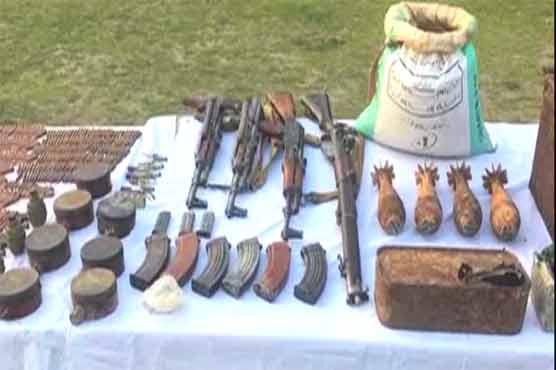 Terrorist plots thwarted in Bajur, Dalbadin