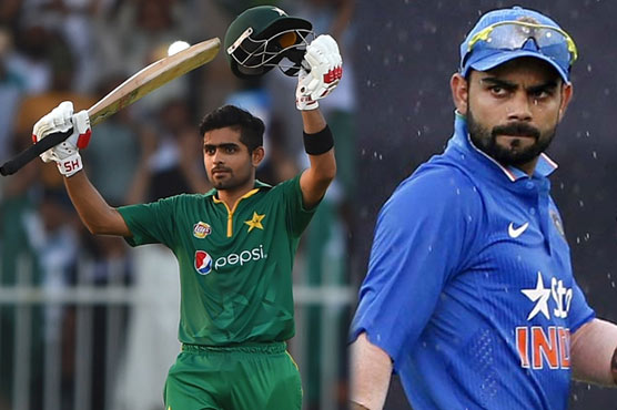 Image result for babar azam kohli