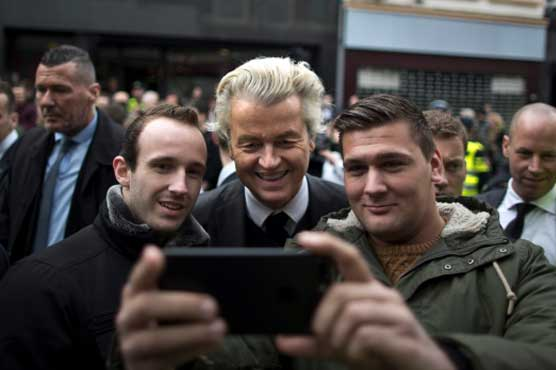 All eyes on Dutch election as European alt-right gains momentum