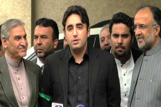 Give PPP equal political rights in Punjab, demands Bilawal