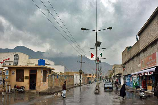 Heavy rain lashes parts of Balochistan