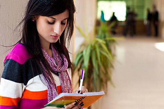 girls Pakistani universities