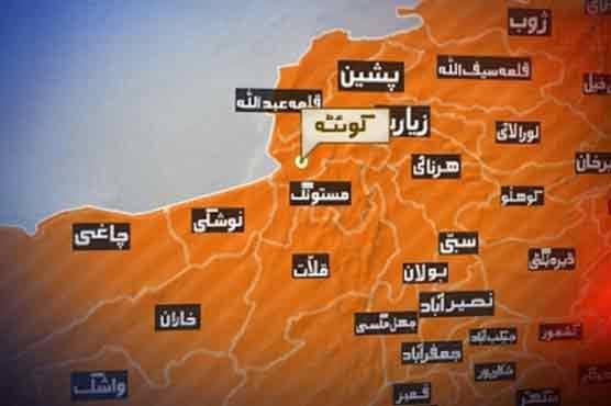 Quetta: Mine blast near FC check post injures three