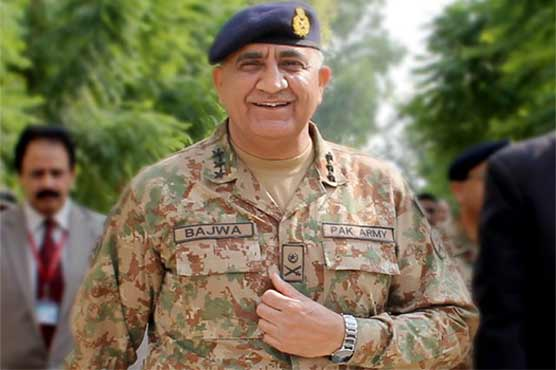 Indian propaganda against Pakistan will not be allowed to succeed: COAS