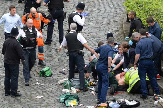 'No evidence' of London attacker link to jihadist groups: police