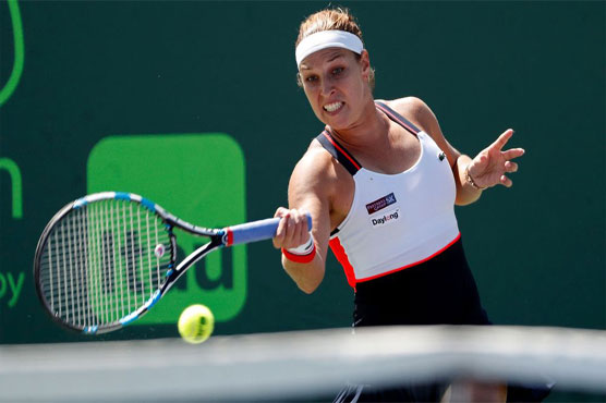 Kerber wins in third round at Miami Open but Keys loses