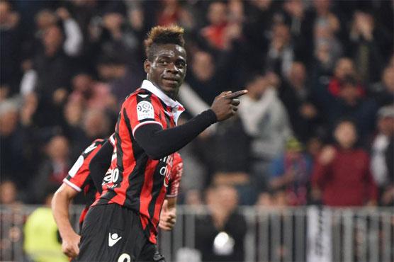 Football: Balotelli strikes to give Monaco big helping hand
