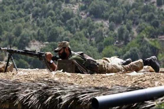 Pakistani army: Militant attack from Afghanistan repelled